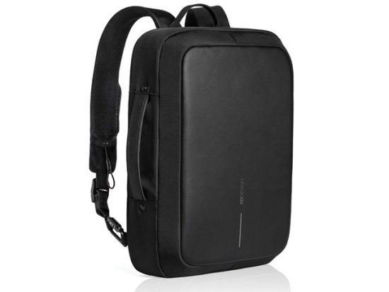 XD Design Bobby Bizz Anti-Theft Laptop Backpack & Briefcase w/USB