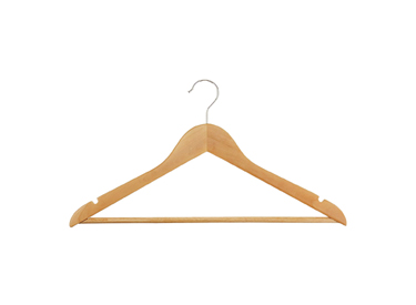 AmazonBasics-Wood-Suit-Hangers
