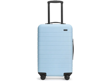 Away Travel The Carry-On Suitcase in Sky Blue