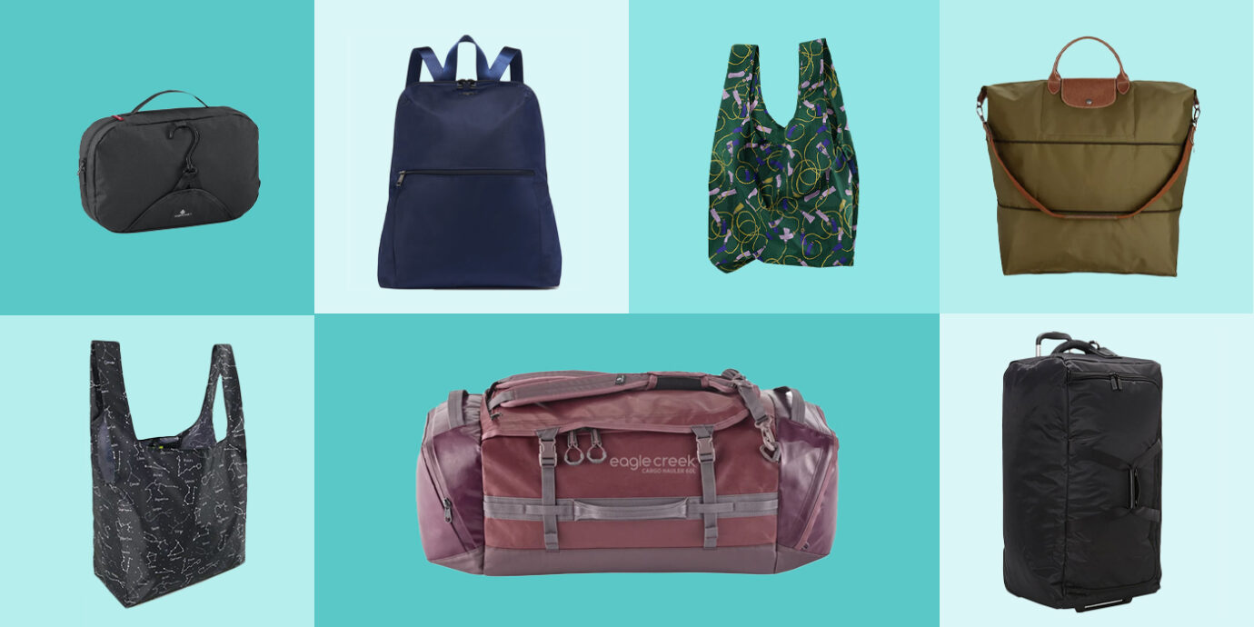 Best Foldable Bags and Foldable Luggage That Are Perfect for Travel.