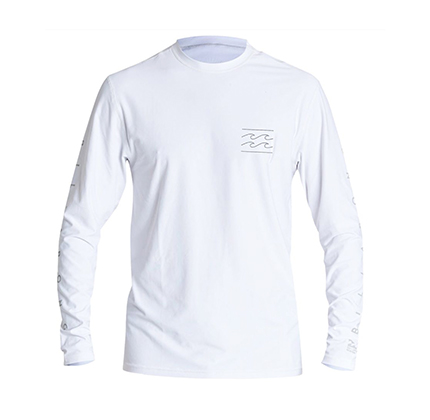 Billabong Unity Loose Fit Long-Sleeve Rashguard - Men's.