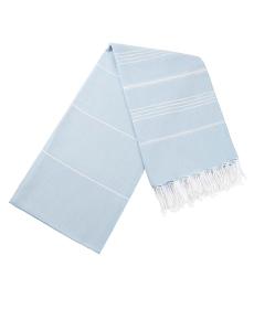 "Cacala PES-CEP-BABYBLUE Bath Towels 37"" x 71"" Baby Blue"