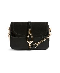 Capricorn Faux Leather Crossbody Handbag TOPSHOP
