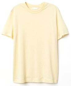 H&M Silk-blend T-shirt