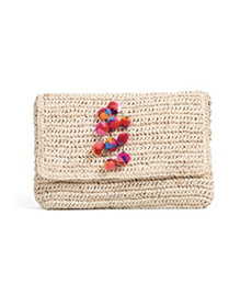 Hat Attack Crochet Clutch