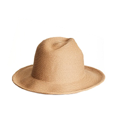 Hat Attack Fine Braid Fedora