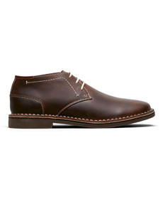 Kenneth Cole Reaction DESERT SUN LEATHER CHUKKA BOOT