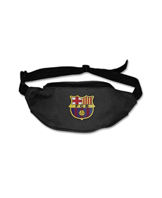 LYYWZ Adjustable Strap FC Barcelona Fanny Pack