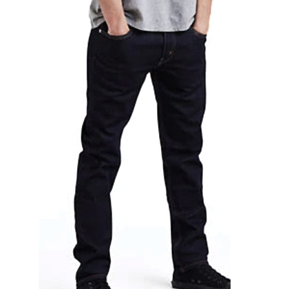 Levi 511 Slim Fit Jeans Dark Hallow