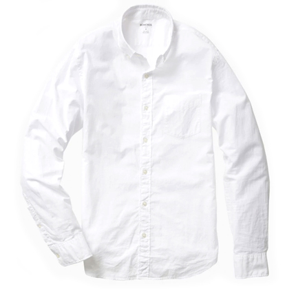 Lightweight Button-Down Shirt Bonobos