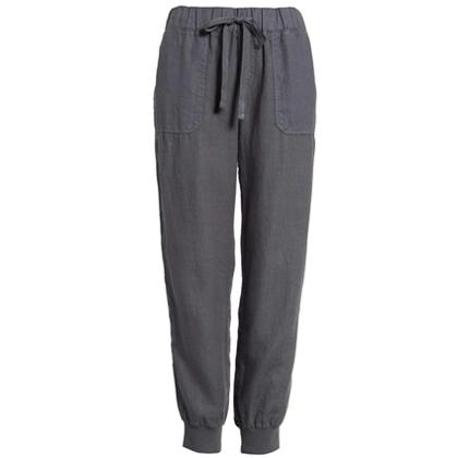 Linen Jogger Pants CASLON