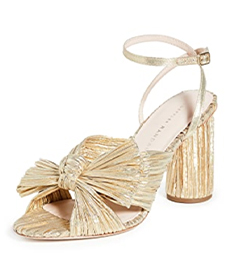 Loeffler Randall Camellia Knot Sandals.
