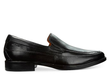 Men's Clarks Tilden Free in Black