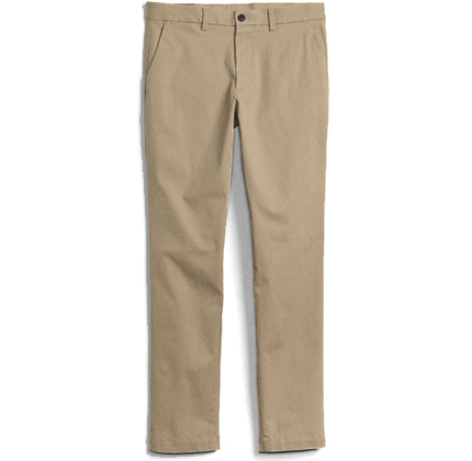 Original Khakis in Athletic Fit with GapFlex