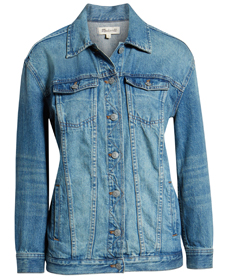 Oversize Denim Jacket MADEWELL