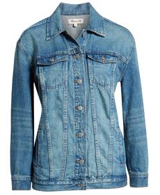 Oversize Denim Jacket MADEWELL