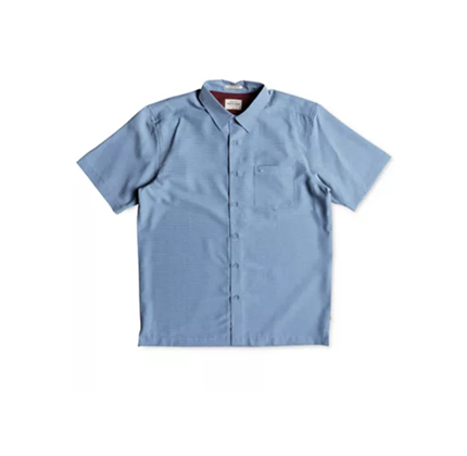 Quicksilver Waterman Centinela Short Sleeve Shirt