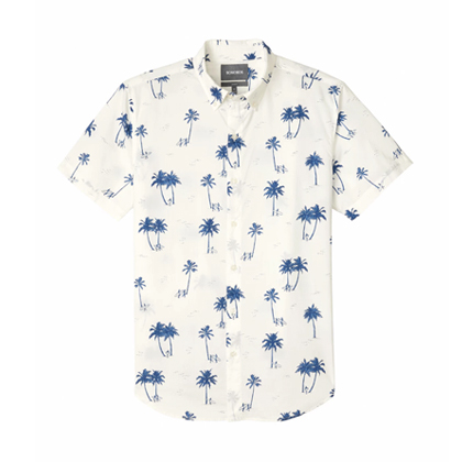 Riviera Short Sleeve Shirt Bonobos