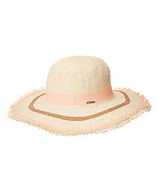 Roxy Sound Of The Ocean Straw Sun Hat.