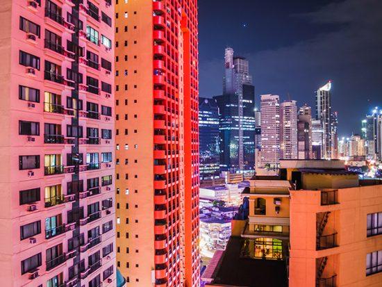 Manila View at Night