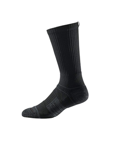 Strideline Men's Premium Athletic Crew Socks