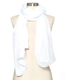 Target Women's Woven Light Weight Oblong Scarf