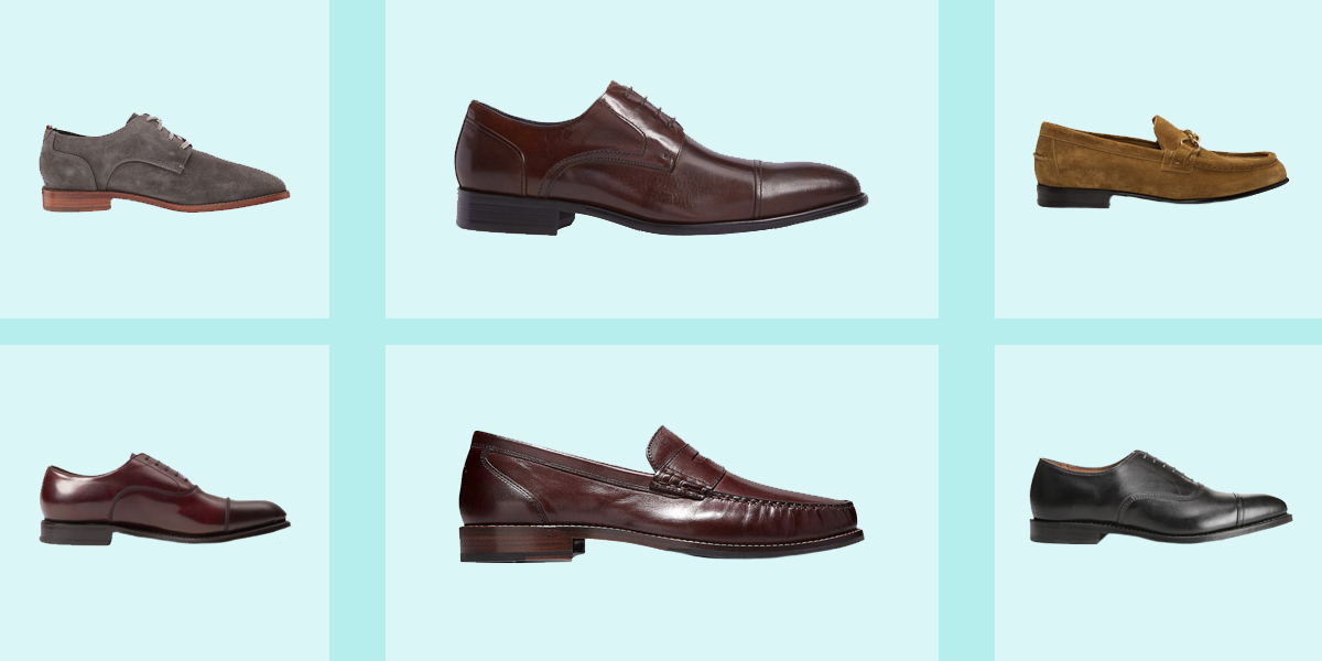 The 7 Most Comfortable Pairs of Dress Shoes for Men