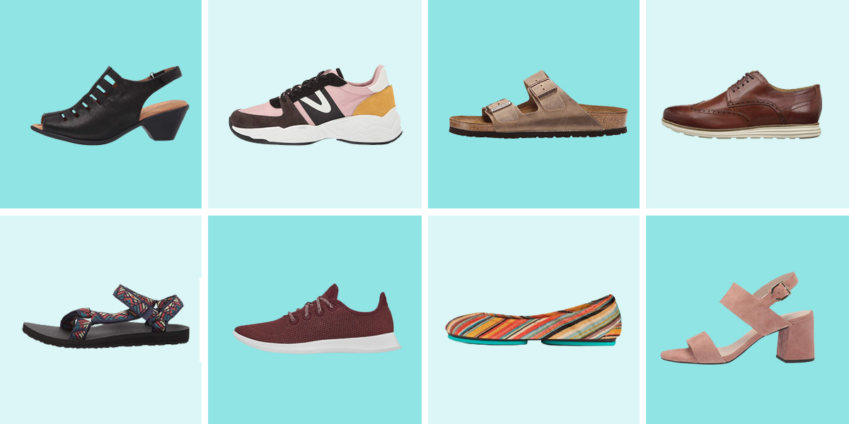 The Go-To Shoe Brands We Love for Every Trip