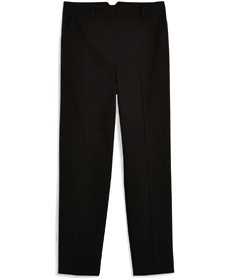 Topshop Black Cigarette Trousers