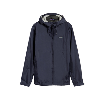 Torrentshell Packable Rain Jacket PATAGONIA