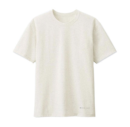 Uniqlo MEN AIRISM SHORT-SLEEVE CREW NECK T-SHIRT (ALEXANDER WANG)