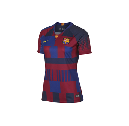 Women's Jersey FC Barcelona 20th Anniversary