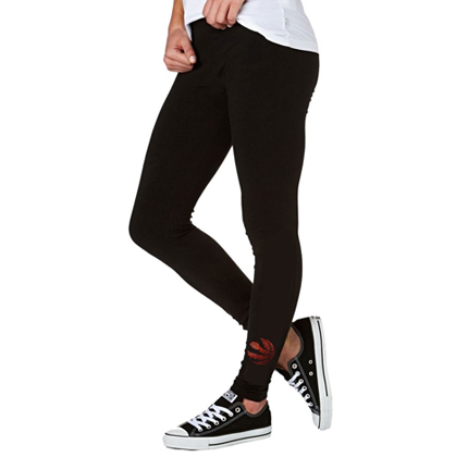 Women's Toronto Raptors Black Bling Leggings