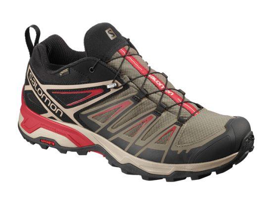 salomon men's x ultra 3 gtx hiking boot
