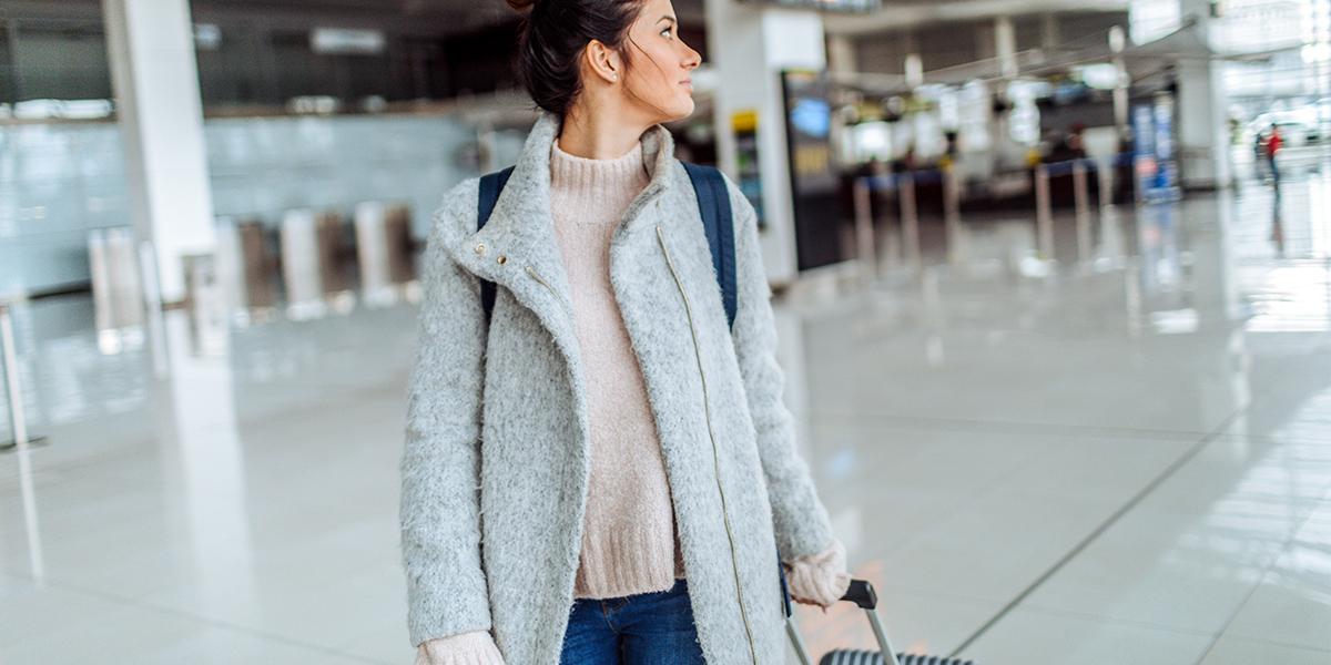 5 No-Fail Airport Outfits to Look Stylish and Stay Comfortable