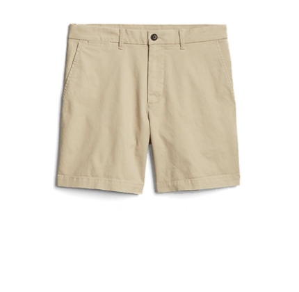 "7"" Vintage Khaki Shorts with GapFlex"