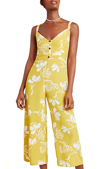 Anthropologie Faithfull Gemma Jumpsuit