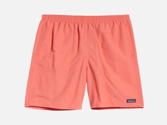 Baggies 7-Inch Swim Trunks PATAGONIA.