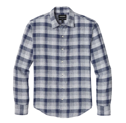 Bonobos Washed Linen Shirt