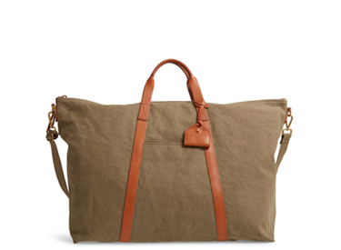 Canvas Overnight Bag MADEWELL.