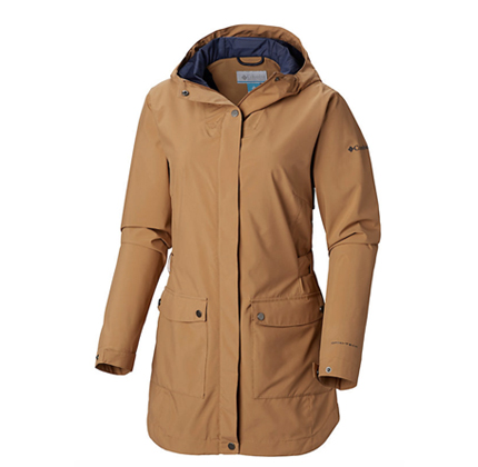 Columbia Women's Here And There™ Trench Jacket