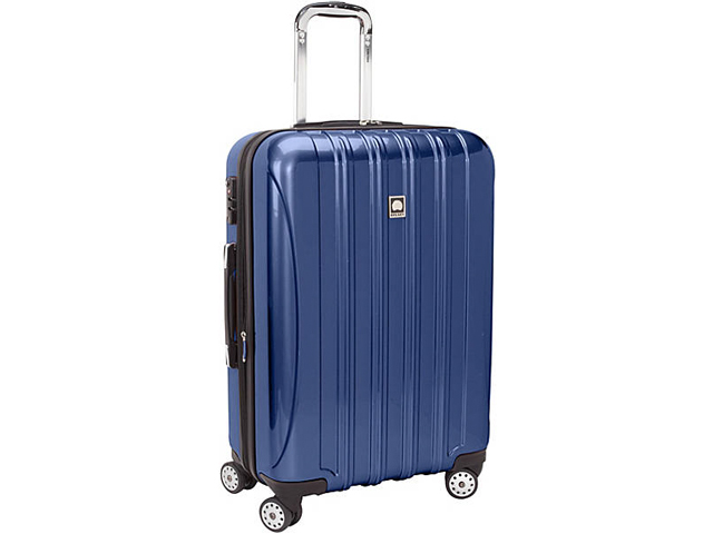 "Delsey Helium Aero 26"" Exp. Spinner Trolley"