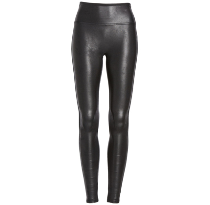 Faux Leather Leggings SPANX.