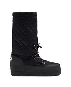 Hunter Womens Original Quilted Snow Boots