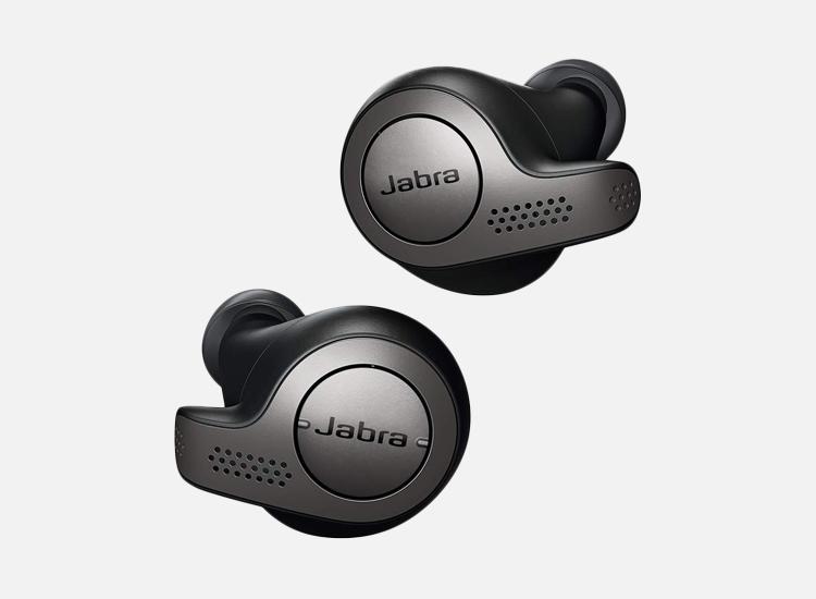 Jabra Elite 65t Earbuds.