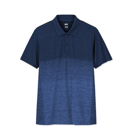 Uniqlo MEN DRY-EX SHORT-SLEEVE POLO SHIRT