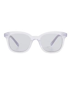 Madewell Venice Flat-Frame Sunglasses.