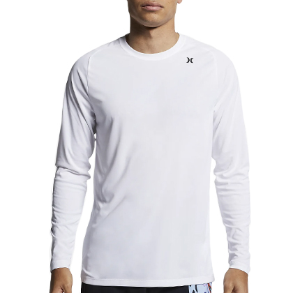 Men's Long-Sleeve T-Shirt Hurley Quick Dry.