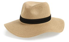 Mesa Packable Straw Hat MADEWELL