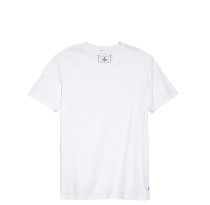 Short Sleeve Slim Fit Crewneck T-Shirt REIGNING CHAMP